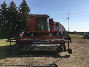 8780 Massey Ferguson Combine - Reduced
