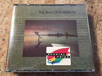 RAINBOW - THE BEST OF RAINBOW / 1983 POLYDOR RECORDS GERMANY 2X (The Best Of Rainbow)