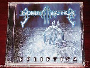 Sonata Arctica: Ecliptica CD 2003 Spinefarm / Century Media USA CM 8163-2 NEW
