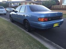 12 months rego auto camry 4 cylinder Liverpool Liverpool Area Preview