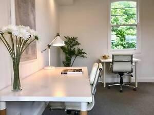 Prestigious sun drenched office space all inclusive