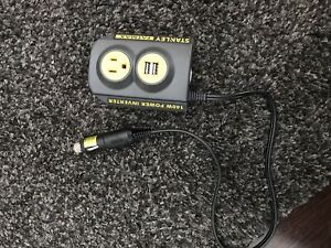 Stanley Fatmax 140V Power Inverter with USB