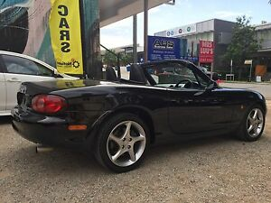 2000 Mazda MX-5 Convertible Milton Brisbane North West Preview