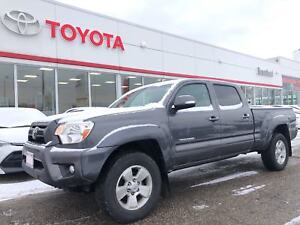2015 Toyota Tacoma V6, TRD, Only 74842 Km's, Leather, Navigation