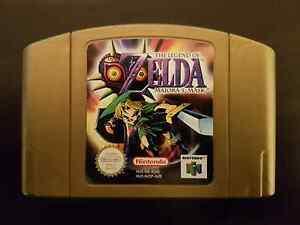 Zelda Majora's Mask N64 Paradise Campbelltown Area Preview