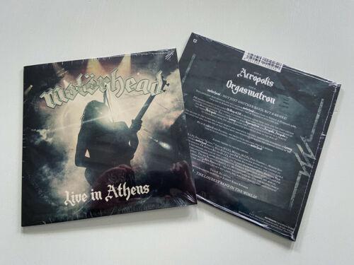 "MOTÖRHEAD Live in Athens - 7"" vinyl - New & Sealed - Motorhead Lemmy Philthy HTF"