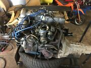 Datsun 200b L20b engine and gearbox plus more St Helens Park Campbelltown Area Preview