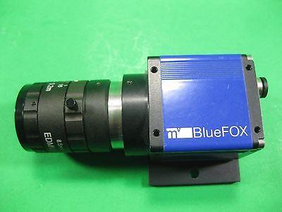 Mv Blue Fox 121G With Edmund Optics 58000    Used
