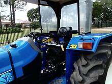 2008 800HRS NEW HOLLAND TT55 55HP TRACTOR HUSTLER VMX12 FORKLIFT Austral Liverpool Area Preview