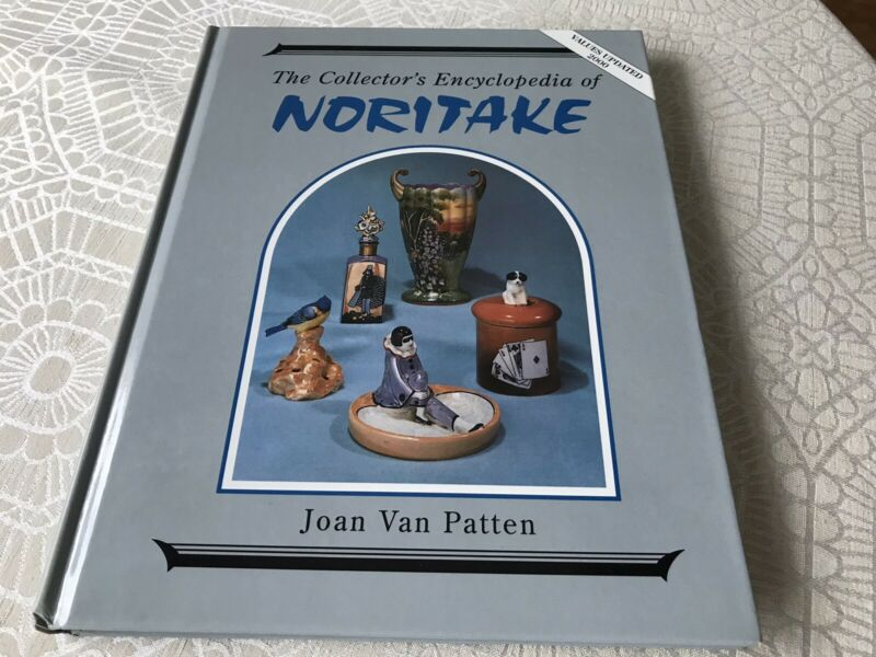 Collectors Encyclopedia Noritake Reference Book Guide Hard Cover Values 2000