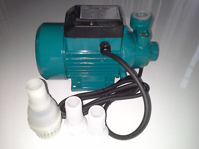 Centrifugal pump ass y pump and 2 Belimo valves 90 gpm 3hp 208 460V