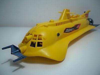 K1774282 Seaview Submarine 1967 Remco Voyage Bottom Sea Vintage