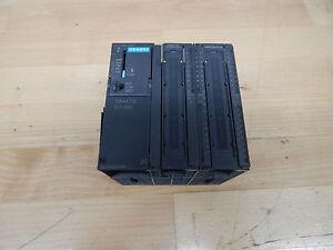 Siemes Simatic  S7 300 CPU  6ES7 314-6CH04-0AB0    beschädigt