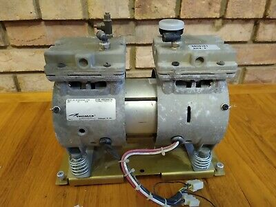 Thomas Model 2618zc3244-7133 Vacuum Pump Aeration Pump Compressor