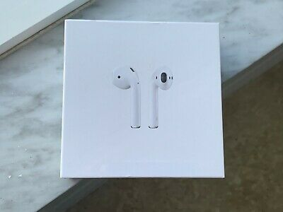 Brand New Apple AirPods 2 2nd Generation Sealed Box NO Reserve Bid w/ Confidence