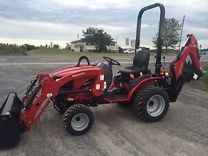 Mahindra tractor sale at Corbeil Equip! ($199/m)