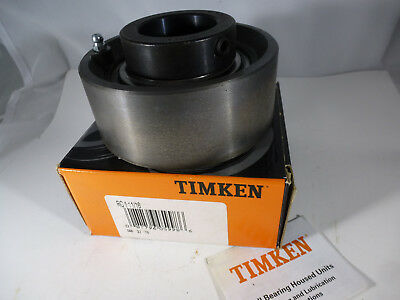 Timken Rc 1 1116 Pillow Block Ball Bearing Cartridge Unit 1-1116 Shaft Dia.