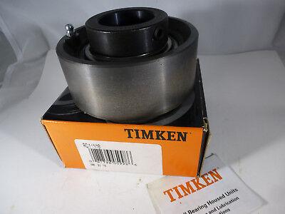 Timken Rc1 1116 Pillow Block Ball Bearing Cartridge Unit 1-1116 Shaft Dia.