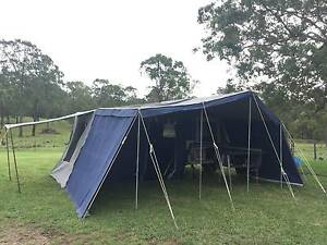 coastal camping trailer Dyers Crossing Greater Taree Area Preview