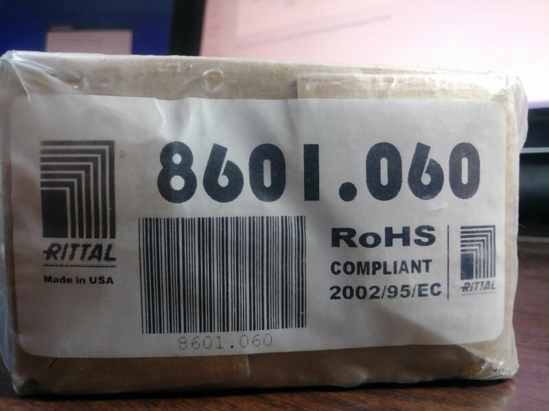 RITTAL 8601.060 BASE PLINTH TRIM PANELS FRONT & REAR NEW IN PACKAGING