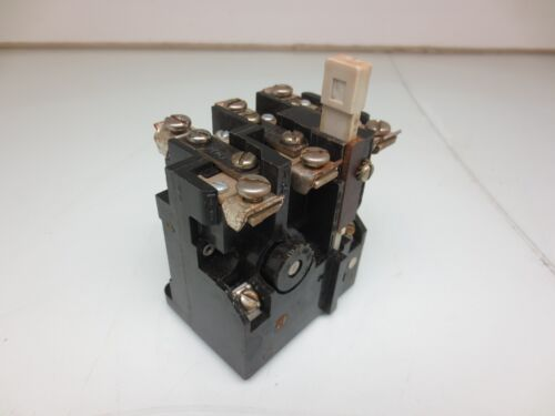 INGERSOLL-RAND 39123419 OVERLOAD RELAY