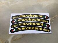 Aufkleber Sticker Motorradsport Marchesini Tuning Motorsport Motorcross FX GT