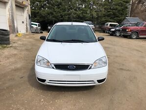 2007 Ford Focus fresh safety only 46,000kms!