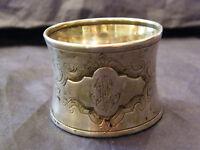 Gancio Tovagliolo In Argento Massiccio Silver Silber Tovagliolo Ring 875 -  - ebay.it