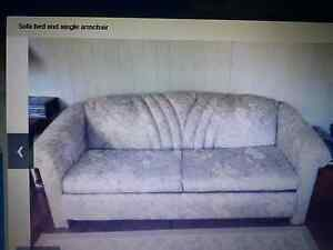 2.5 seater sofa/bed ..double mattress  included Brisbane City Brisbane North West Preview