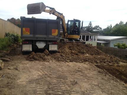 Excavation and Earthmoving Doncaster Manningham Area Preview