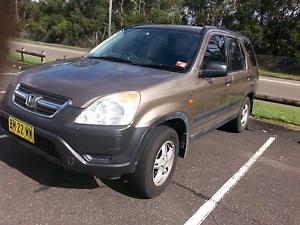 Honda crv 2004. ,  4x4 219km Manual brown power window ac towbar Kogarah Rockdale Area Preview