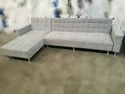 brand new 5 seater sofabed.Can change king size bed.very high qua
