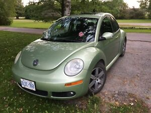 VW Beetle 2.5l - NEW WINTER TIRES