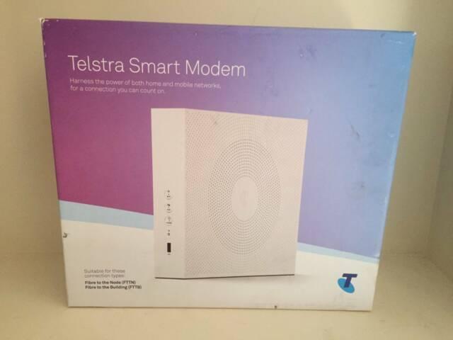 Telstra Smart Modem DJA0230 Wireless NBN FTTN & FTTB/