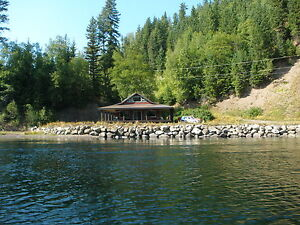 Quesnel Lakefront acreage and House