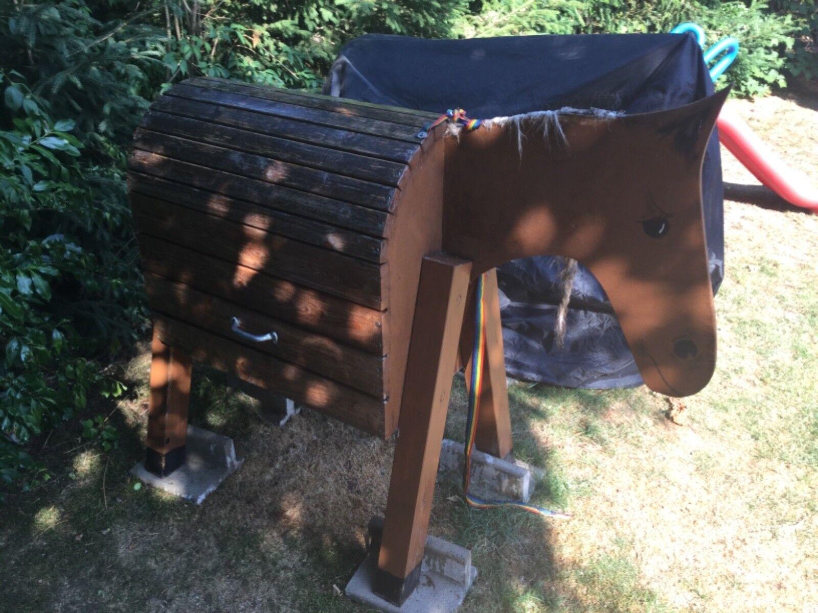 pferd holz garten test vergleich +++ pferd holz garten günstig kaufen!