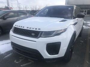 2016 Range Rover Evoque turbo