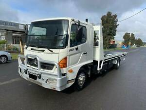 2007 Hino FD Tilt Tray Campbellfield Hume Area Preview