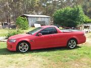 2008 Holden Ute Huntly Bendigo Surrounds Preview