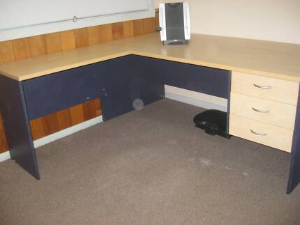 Desks: private sale; a quality range & variety of office desks