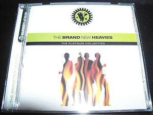 Brand New Heavies Platinum Collection Best Of Greatest Hits CD - NEW