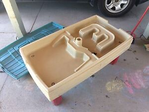 Outdoor Sand & Water Box