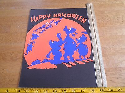 Disney Newsreel WED MAPO Employees magazine 1981 Halloween Elliot Peter Pan ](Elliot Halloween)