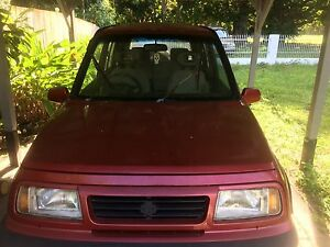 1993 Suzuki vitara Holloways Beach Cairns City Preview