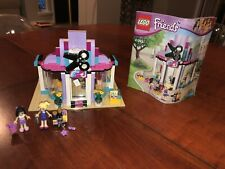 Lego Friends #41093 HEARTLAKE HAIR SALON INCOMPLETE 1 pc ...