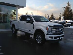 2017 Ford F-350 Platinum LOW KMS, LOCALLY DRIVEN