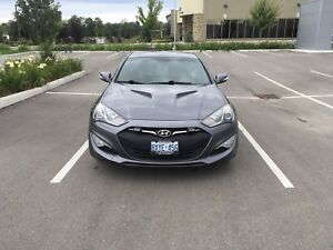 2014 Hyundai Genesis Coupe 3.8L GT 6Spd - No Accidents-