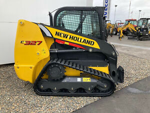 New 2021 New Holland C327 Track Loader Waterloo Corner Playford Area Preview