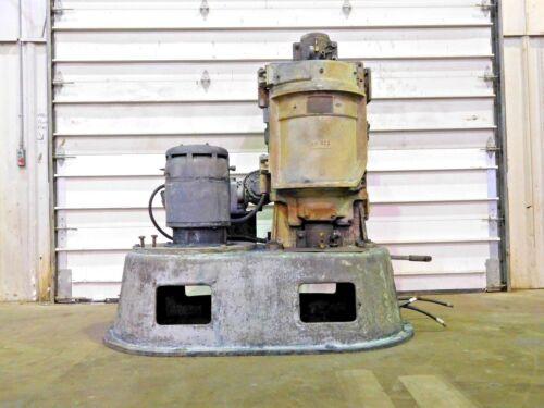 """RX-4190, RAYMOND 18"""" VERTICAL MILL. 20 HP. 220/440 VOLT. 3500 RPM."""