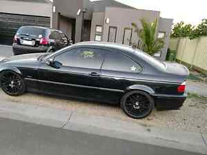 BMW 3251 *2door for parts wrecking Campbellfield Hume Area Preview